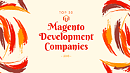 Top 30 Magento eCommerce Development Companies in 2018