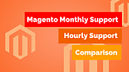 Magento Monthly Support Package vs Magento Hourly Support
