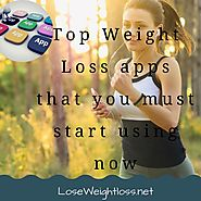 Weight loss apps for those who want to lose 10 pounds now