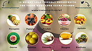 10 Weight Loss fruits to Lose Weight Quickly and Naturally | Lose Weight Loss