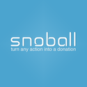 Snoball.com: turn any action into a donation