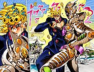 Number 7: Giorno uses the arrow and awakens Gold Experience Requiem