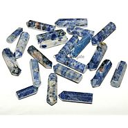 Buy Sodalite Pencil Point at Natural Agate