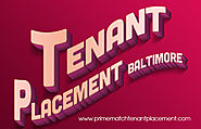 tenant placement company Baltimore (Call us On 888-868-6291)