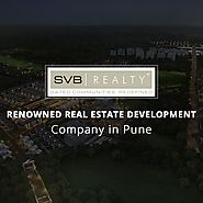 SVB Realty – A Renowned Land Developer in Pune