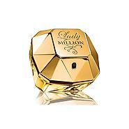 PACO RABANNE LADY MILLION EAU DE PERFUME SPRAY