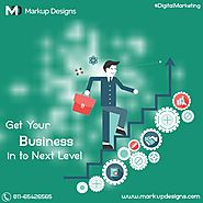 Top SMO Company, Social Media Marketing Services India - Markupdesigns