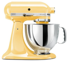 KitchenAid KSM150PSMY Artisan Series 5-Quart Mixer, Majestic Yellow