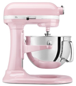 KitchenAid Professional 600 Series Pink Bowl Lift Stand Mixer, 6 Quart