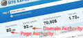 Quality/authority of inbound links to domain