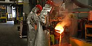 Find Certified Sand Casting Foundry & Services - Gamma Foundries