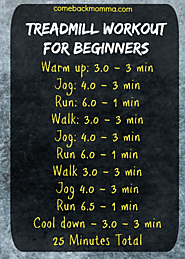 The New Runners Treadmill Workout