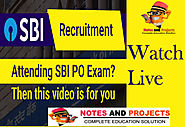 DISCUSSION ON SBI PO PREVIOUS YEAR PAPER AND STRATEGY TO CRACK GOVERNMENT EXAM