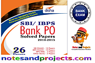 SBI And IBPS PO Last 10 Years Solved Question Paper In English PDF Download Free | Notes and Projects