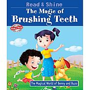 The Magic Of Brushing Teeth - Benny And Buzo - Picture Books - Bookstore