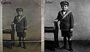 Old Photo Restoration Service Provider
