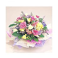 Order Flowers and Cakes Online for your family members.