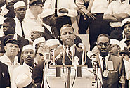 "Zinn: SNCC's Speech by John Lewis: ""Original Text to be Delivered at the Lincoln Memorial"""