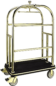 Luggage Transport Products | Hotel bellman cart
