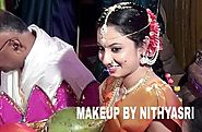Website at http://makeupnithyasri.in/