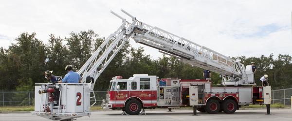 Headline for OSHA Training Requirements for Operating Bucket Trucks
