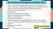 E-commerce Essay