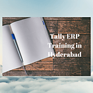Tally ERP Training in Hyderabad