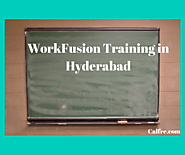 WorkFusion Training in Hyderabad