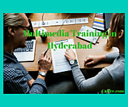 Multimedia Training in Hyderabad