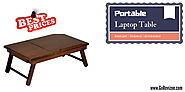 "Be the first to get the "" SUPER CHEAP PRICES "" on portable daily use Laptop Tables 
