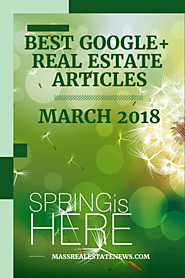 Best Google+ Real Estate Articles March 2018