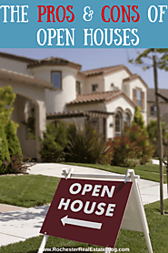 The Pros And Cons Of Open Houses In Real Estate