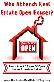 What Type Of People Attend Real Estate Open Houses?