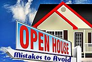 Avoid These Ten Real Estate Open House Mistakes