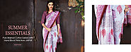 Traditional Collection of Rajasthani Cotton Sarees