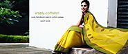 Grand Wedding Collection of Pure Kanchi Cotton Sarees from Unnati Silks