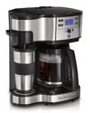 Hamilton Beach 49980A 2-Way Single Serve Brewer and Coffee Maker