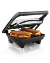 Hamilton Beach 25460 Panini Press Gourmet Sandwich Maker