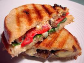 Vegan Recipes for a Crowd With a Panini Maker