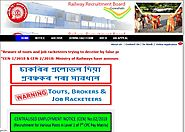 www.rrbguwahati.gov.in RRB Guwahati Official Site - Recruitment Notification Cut off Results - RRB Result