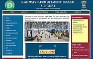 www.rrbsiliguri.org RRB Siliguri Official Site - Recruitment Notification Cut off Results - RRB Result