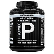 Promix Grass Fed Non Denatured Whey Protein Powder Review - Peakrite