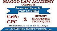 Law Entrance Coaching in Chandigarh | Maggo Law Academy