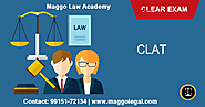 Get CLAT Coaching in Chandigarh - Maggo Legal