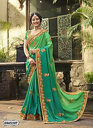 Indian Designer Sarees, Online Shopping for Sarees : Leemboodi Fashion