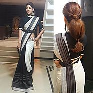 Offbeat saree styles to blow your mind in 2018