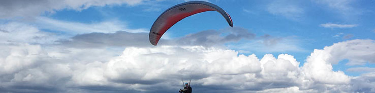 Headline for FlyLife Paragliding Adventures