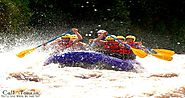 Rishikesh River Rafting & Beach Camping Activity Tour Package4.5