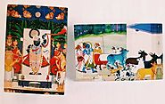 Indian Miniature Paintings: Origin, Styles and use in Home Decor