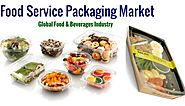Food Service Packaging Market worth 84.33 Billion USD by 2022